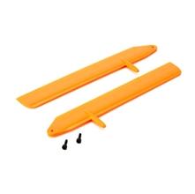 Billede af Fast Flight Main Rotor Blade Set, Orange: 130 X