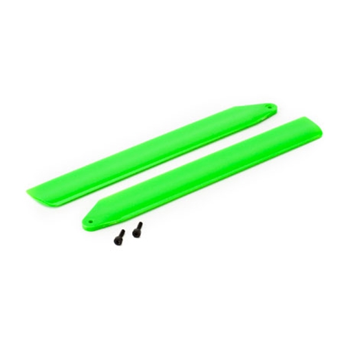 Picture of Hi-Performance Main Rotor Blade Set, Green: 130 X