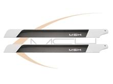 Billede af MSH 430mm Carbon blades