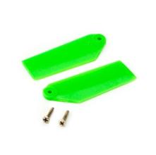 Billede af Tail Rotor Blade Set, Green: 130 X