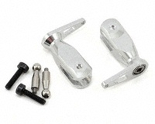Picture of Aluminum Main Rotor Grips with Bearings: 130 X