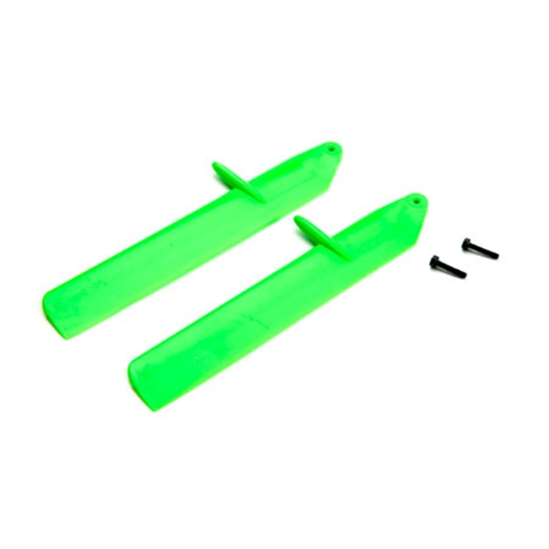 Picture of Green Fast Flight Main Blade Set: mCP X BL