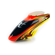 Billede af Red/ Yellow Option Canopy: 130 X