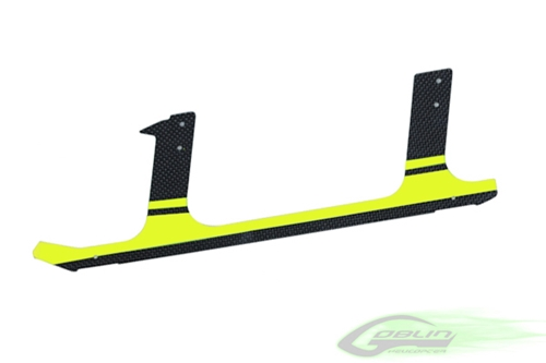 Picture of Carbon fiber landing gear - Yellow (1pcs) - Goblin
