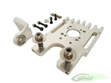 Billede af Aluminum Motor Mount With Third Bearing Support - Goblin 630/700/770