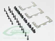 Billede af Aluminum 36mm Mini Servo Support - Goblin 500