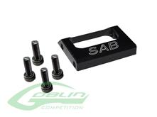 Billede af Aluminum Tail Case Spacer - Goblin 630/700 Competition