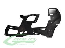 Billede af Carbon Fiber 2mm Main Frame (1pc) - Goblin 700 Competition