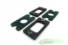 Billede af Carbon Fiber Tail Locking Reinforcement (2 pcs) - Goblin 630/700