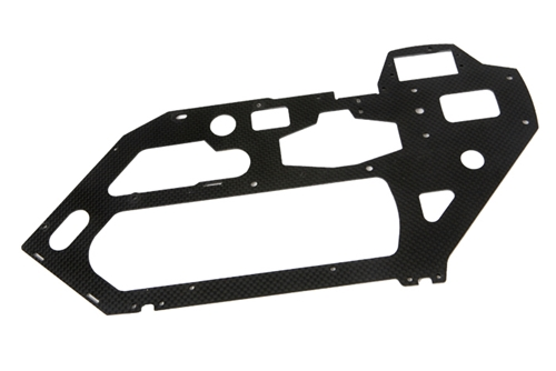 Picture of CF right side plate (r/h side main frame)