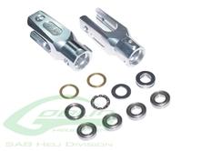 Billede af Aluminum Main Blade Grip - Goblin 500 - BEMÆRK! Uden thrust bearings (derfor lavere pris)