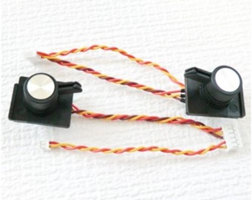 Picture of Opgraderede sliders til Taranis 9XD (2 stk)