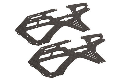 Picture of CF frame plate