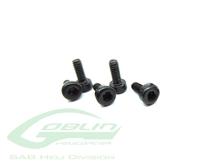Billede af DIN 12.9 Socket Head Cap M2x6 (5pcs) - Goblin 500/570/630/700/770