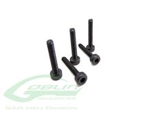 Billede af DIN 12.9 Socket Head Cap M2,5x6 (5pcs) - Goblin 500/570/630/700/770