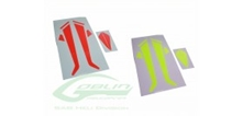 Billede af TAIL FIN AND LANDING GEAR  STICKERS