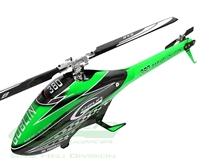 Billede af Goblin 380 carbon/grøn - special edition