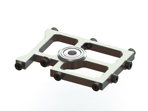 Picture of SP-OXY3-011 - OXY3 - Middle Main Shaft Bearing Block ..