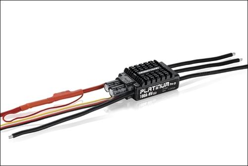 DarkLake RC. HOBBYWING ESC 100A-V3 - Platinum Series