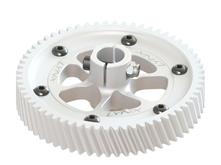 Billede af Lynx Goblin 500/570 CNC Ultra Main Gear set - silver