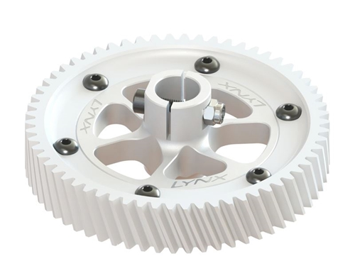 Picture of Lynx Goblin 500/570 CNC Ultra Main Gear set - silver