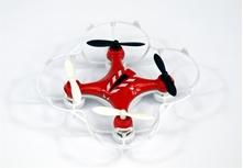 Billede af Hábrók Nano Quadcopter 2016 - rød (RTF)