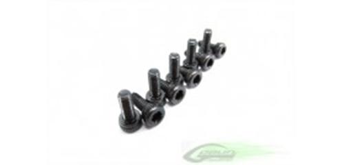 Picture of Socket Head Cap M3x10 (10 pcs)
