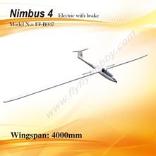 Billede af Nimbus 4 Electric - 4 meter svæver