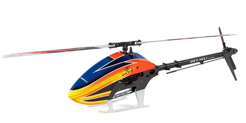 Picture of OXY4-325-ZB - Oxy 4 Helicopter Kit