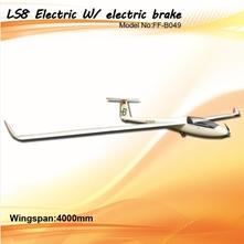 Billede af LS8 Electric - 4 meter svæver