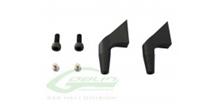 Billede af Aluminum Main Blade Grip Arm Black Matte