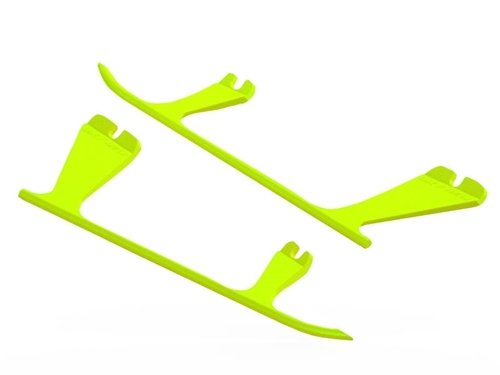 Picture of OXY2 - Landing skids, Yellow