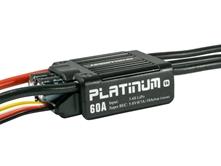Billede af HOBBYWING ESC 60A-V4 - Platinum Series
